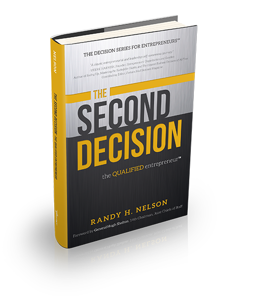 The Second Decision by Randy H. Nelson